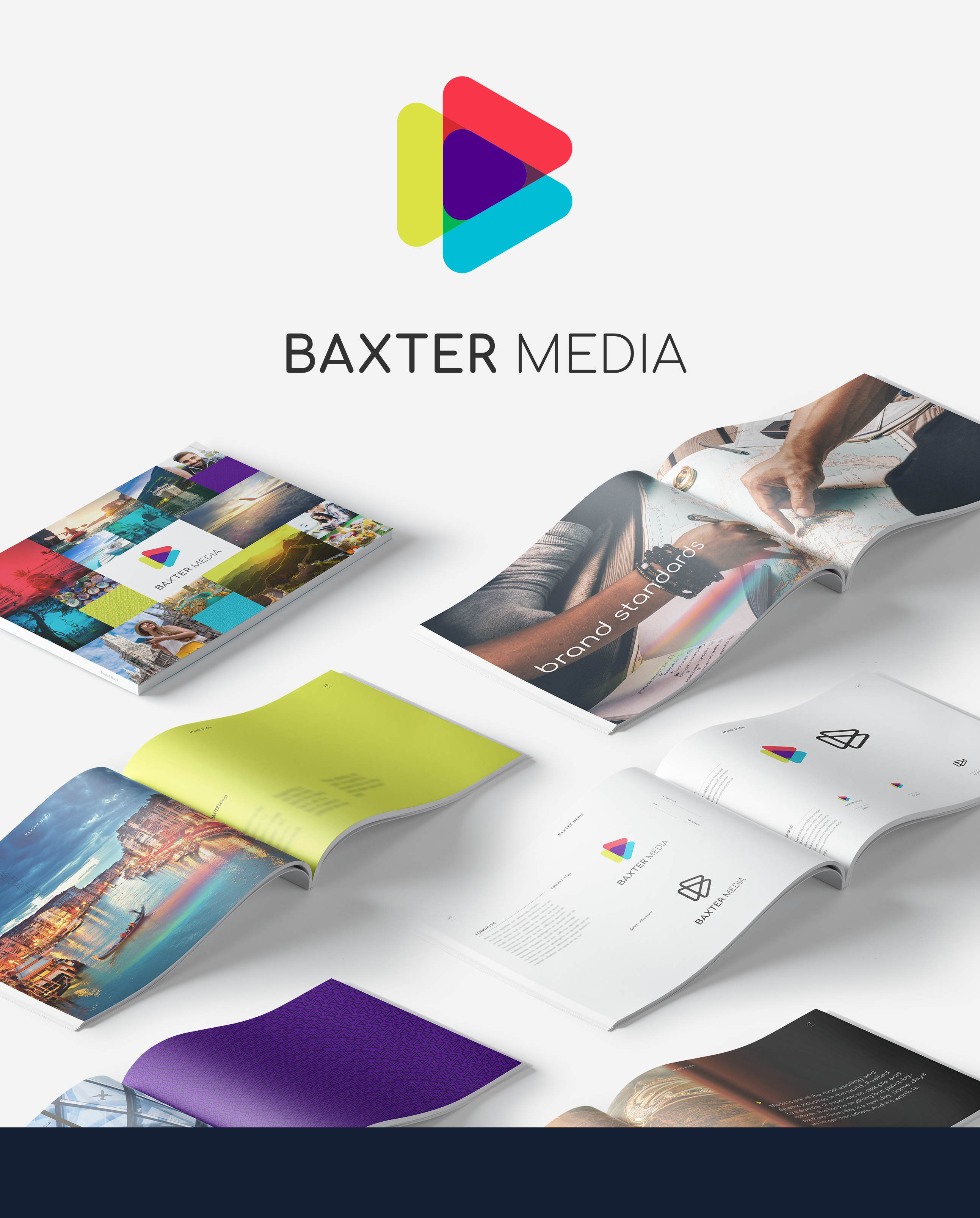 Baxter Media Brand Strategy